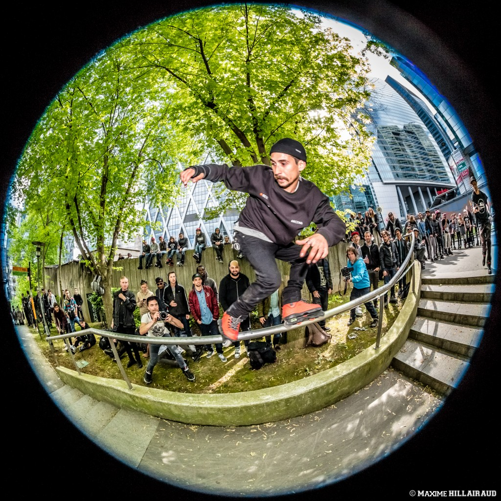 Shred Da Ground - Paris - 2016 - © Maxime Hillairaud